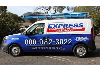 Los Angeles electrician Express Electrical Services