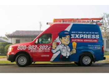 Santa Ana electrician Express Electrical Services