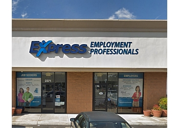 Oxnard staffing agency Express Employment Professionals