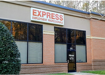 Raleigh staffing agency Express Employment Professionals
