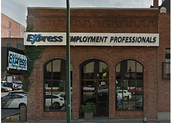 Spokane staffing agency Express Employment Professionals