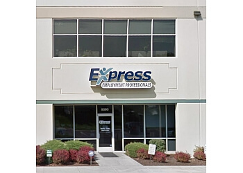Boise City staffing agency Express Employment Professionals Boise City