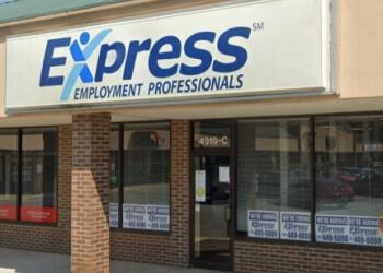 Louisville staffing agency Express Employment Professionals Louisville