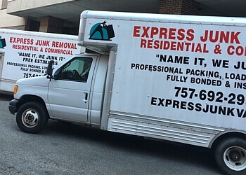 Chesapeake junk removal Express Junk Removal