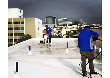 Santa Ana commercial cleaning service Express OC Facility Services