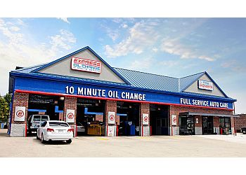Athens car repair shop Express Oil Change & Tire Engineers