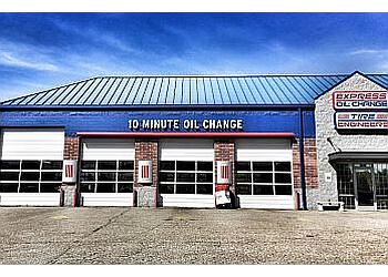 Memphis car repair shop Express Oil Change & Tire Engineers