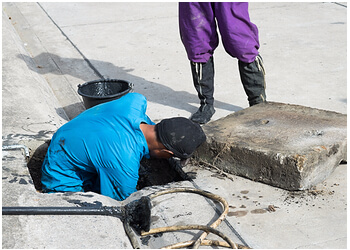 Kansas City septic tank service Express Septic & Grease Trap Cleaning