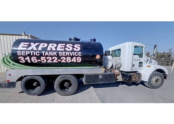 Wichita septic tank service Express Septic Tank Service