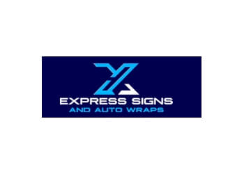 Corona sign company Express Signs and Digital Creations, Inc.