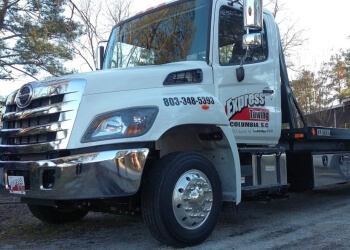 Columbia towing company Express Towing