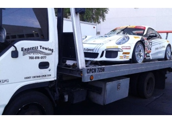 Henderson towing company Express Towing