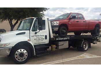 Arlington towing company Express Towing