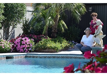 New Orleans landscaping company Exterior Designs, Inc.