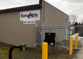 Rochester storage unit Extra Attic Storage