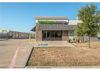 Garland storage unit  Extra Space Storage