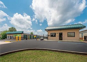 Huntsville storage unit Extra Space Storage