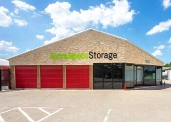 Irving storage unit Extra Space Storage