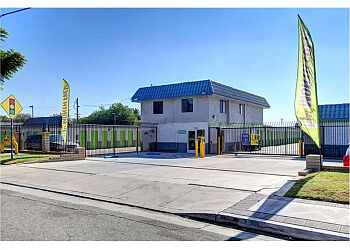 Riverside storage unit Extra Space Storage