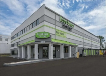 Stamford storage unit Extra Space Storage