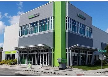 Tampa storage unit Extra Space Storage
