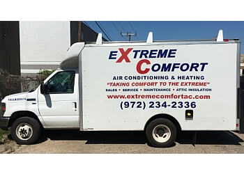 Carrollton hvac service Extreme Comfort Air Conditioning and Heating LLC