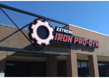 Dallas gym Extreme Iron Pro Gym