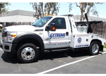 Irvine towing company Extreme Towing