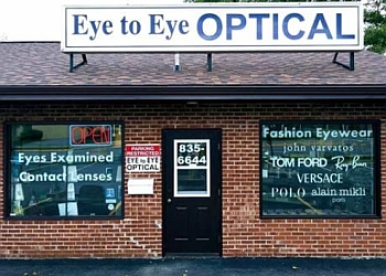 Buffalo pediatric optometrist Eye To Eye Optical Inc.
