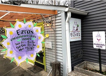 Ezra S Enlightened Cafe