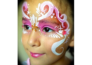 West Valley City face painting FACE PAINTING DREAMS