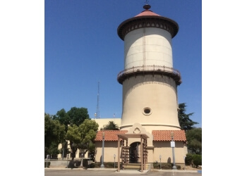 Fresno landmark FAC Water Tower