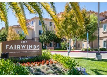 Oceanside assisted living facility FAIRWINDS - IVEY RANCH