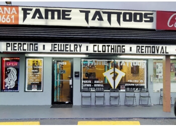 Hialeah tattoo shop FAME TATTOOS