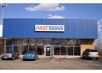 Akron sign company FASTSIGNS