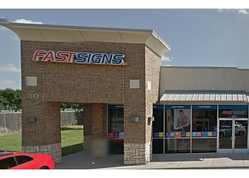 Arlington sign company FASTSIGNS