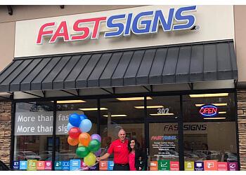 Atlanta sign company FASTSIGNS