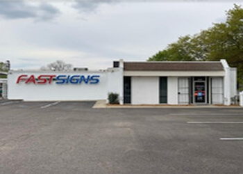 Augusta sign company FASTSIGNS