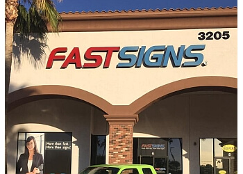 Chandler sign company FASTSIGNS