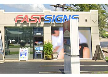 Cincinnati sign company FASTSIGNS