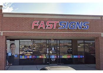 Corpus Christi sign company FASTSIGNS