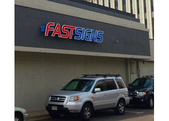 Denver sign company FASTSIGNS