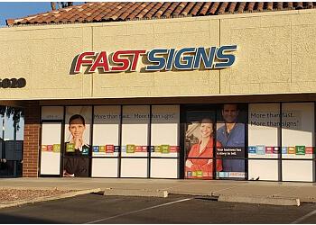 Glendale sign company FASTSIGNS