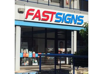 Honolulu sign company FASTSIGNS