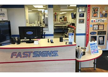 Irvine sign company FASTSIGNS