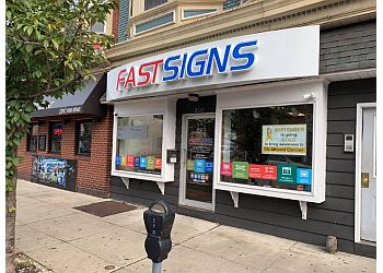 Jersey City sign company FASTSIGNS