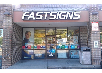 Kansas City sign company FASTSIGNS