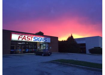 Lexington sign company FASTSIGNS
