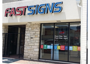 Los Angeles sign company FASTSIGNS