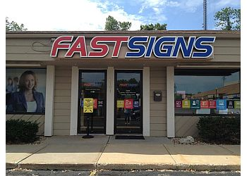 Madison sign company FASTSIGNS